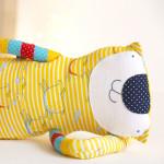 Paní  kočička žlutoproužkatá