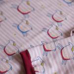 tričko Hopsa Hejsa růžové dlouhý rukáv 2-3 roky