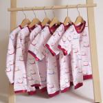 tričko Hopsa Hejsa růžové krátký rukáv 2-3 roky