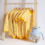 tričko Hopsa Hejsa žluté krátký rukáv 2-3 roky