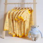 tričko Hopsa Hejsa žluté dlouhý rukáv 3-4 roky