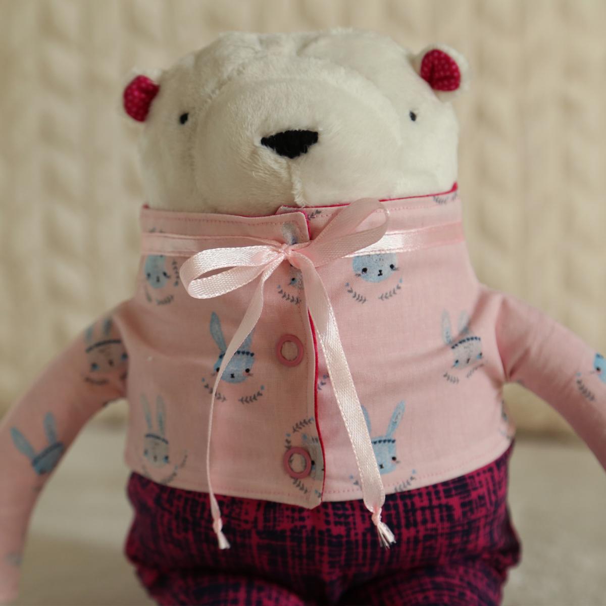 allydesign medvídek baletka originální hračka