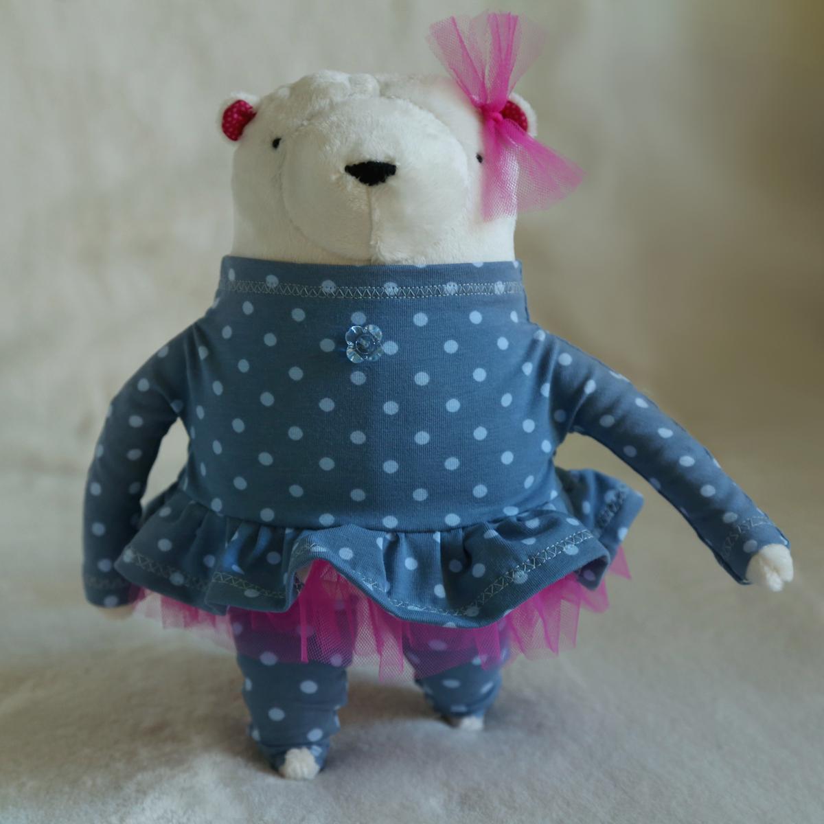 medvěd allydesign hračka