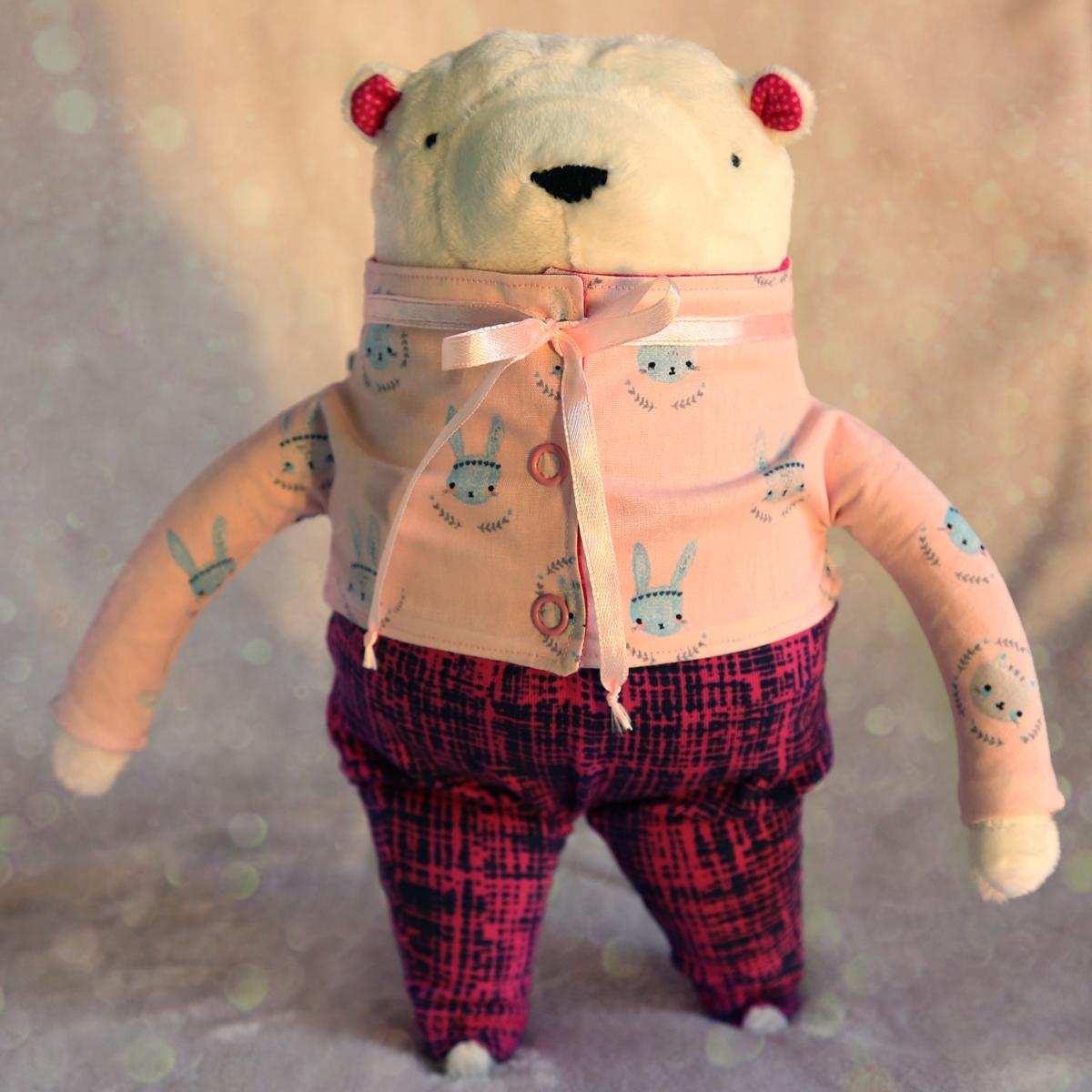 allydesign hračka medvídek baletka