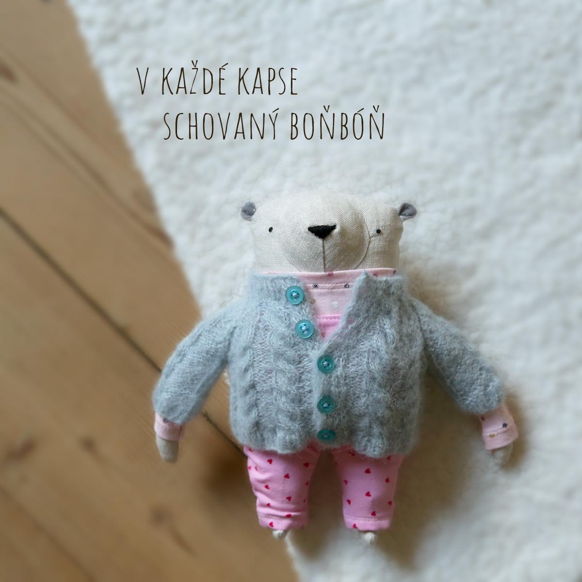 allydesign hračka originální medvídek
