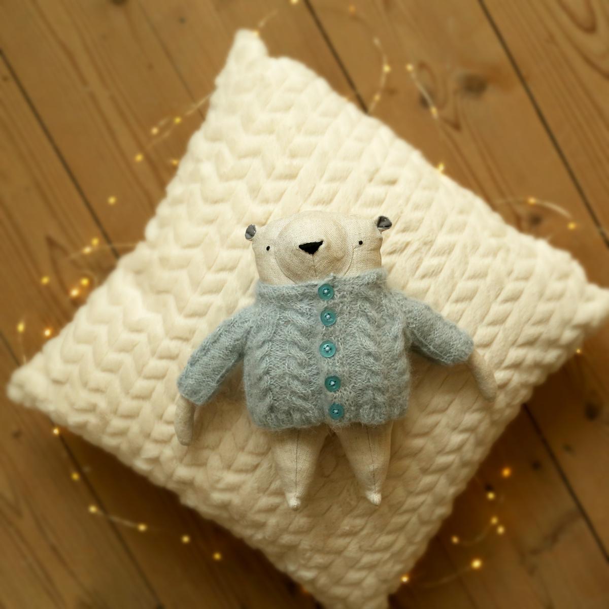 medvídek allydesign hračka originální